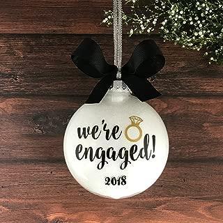 Best engagement christmas ornament 2017 Reviews
