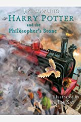 Harry Potter and the Philosopher's Stone: Illustrated [Kindle in Motion] (Illustrated Harry Potter Book 1) (English Edition) eBook Kindle
