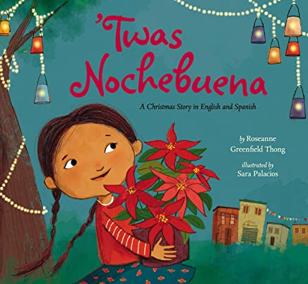 Christmas Eve In Spanish.Twas Nochebuena Kindle Edition By Roseanne Greenfield