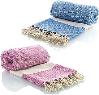 Details about  /Turkish Cotton Peshtemal Gym Hammam Turkish Bath Towel Spa