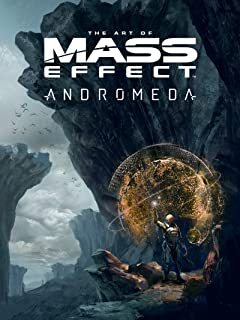 The Art Of Mass Effect. Andromeda [Idioma Inglés]