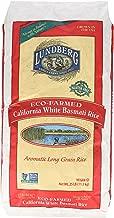 Lundberg Family Farms Basmati Rice, California White, 400 Ounce (Pack of 1)