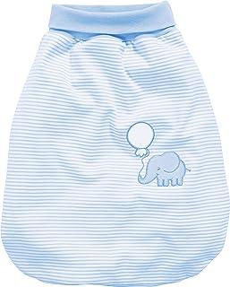 Schnizler Schnizler Baby Schlafsack, Strampelsack Elefant mit elastischem Umschlagbund