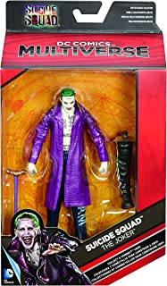 Mattel DC Comics Multiverse Suicide Squad The Joker Figure