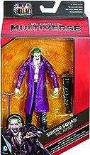 "Mattel DC Comics Multiverse Suicide Squad 6"" Figure, Joker"