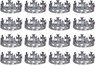 Best Beistle 60250-S 12-Pack Plastic Jeweled King