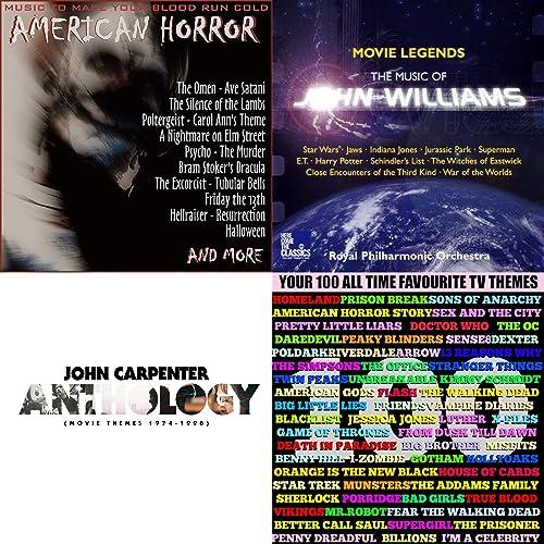 Bandas sonoras de pelis de miedo de Roque Baños, The London ...