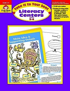 Literacy Centers 3-4