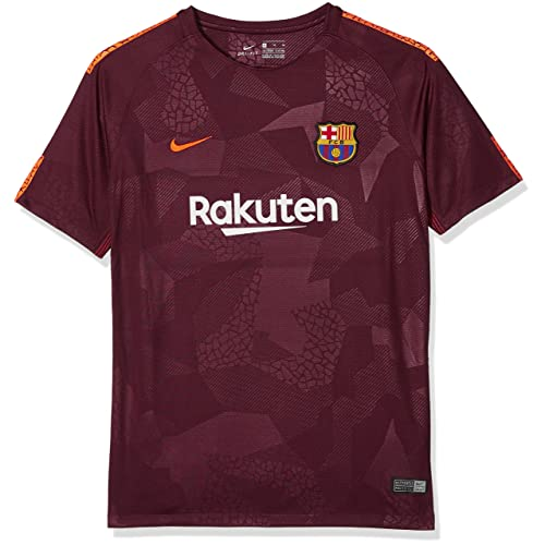 28cbc0b8976 Nike Youth FC Barcelona Stadium Jersey  Night Maroon
