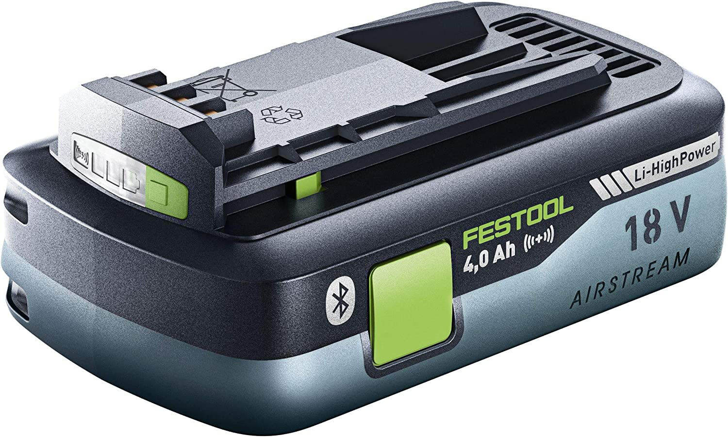 Festool - High Power 4.0AH Battery Bluet Airstream Pack 即納 with セールSALE%OFF and