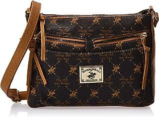 Beverly Hills Polo Club Womens Bhpc-crossbody Bag Crossbody Bag