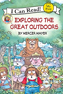 Little Critter: Exploring the Great Outdoors