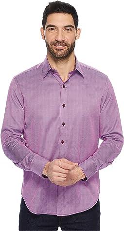 Robert Graham - Jobson Long Sleeve Woven Shirt