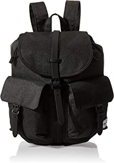 Herschel Supply Co. Dawson X-Small Backpack, Black Crosshatch, One Size