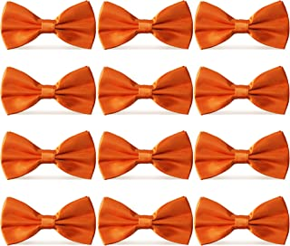Best orange bow ties Reviews