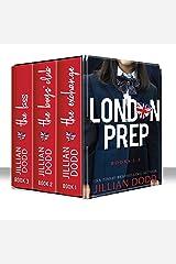 London Prep: Books 1-3 Kindle Edition