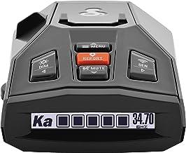 Cobra iRad Laser Radar Detector – iRadar App, RAD450 Technology with Bluetooth, Real Time Alerts, Extreme Long Range Prote...