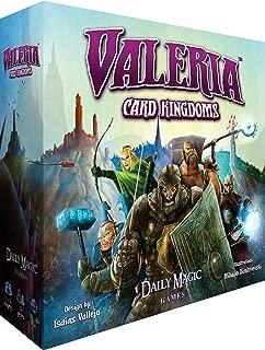 Best valeria card kingdoms board game Reviews