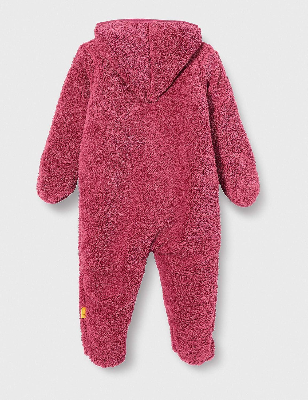 Steiff Baby-M/ädchen Mit S/ü/ßer teddyb/ärapplikation Einteiler