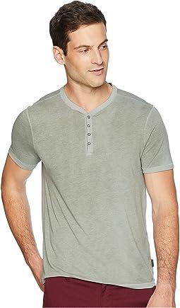 4c9d3382494 John varvatos star u s a slim fit sport shirt with contrast turnback ...