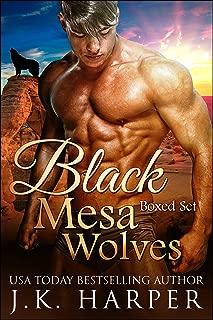 Black Mesa Wolves Boxed Set: Wolf Shifter Romance Series