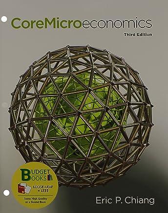 CoreMicroeconomics