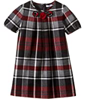Dolce & Gabbana Kids - Back to School Multicheck Dress (Toddler/Little Kids)