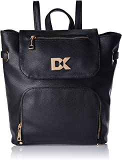 Diana Korr Women's Backpack Bag (Black) (DK114BBLK)
