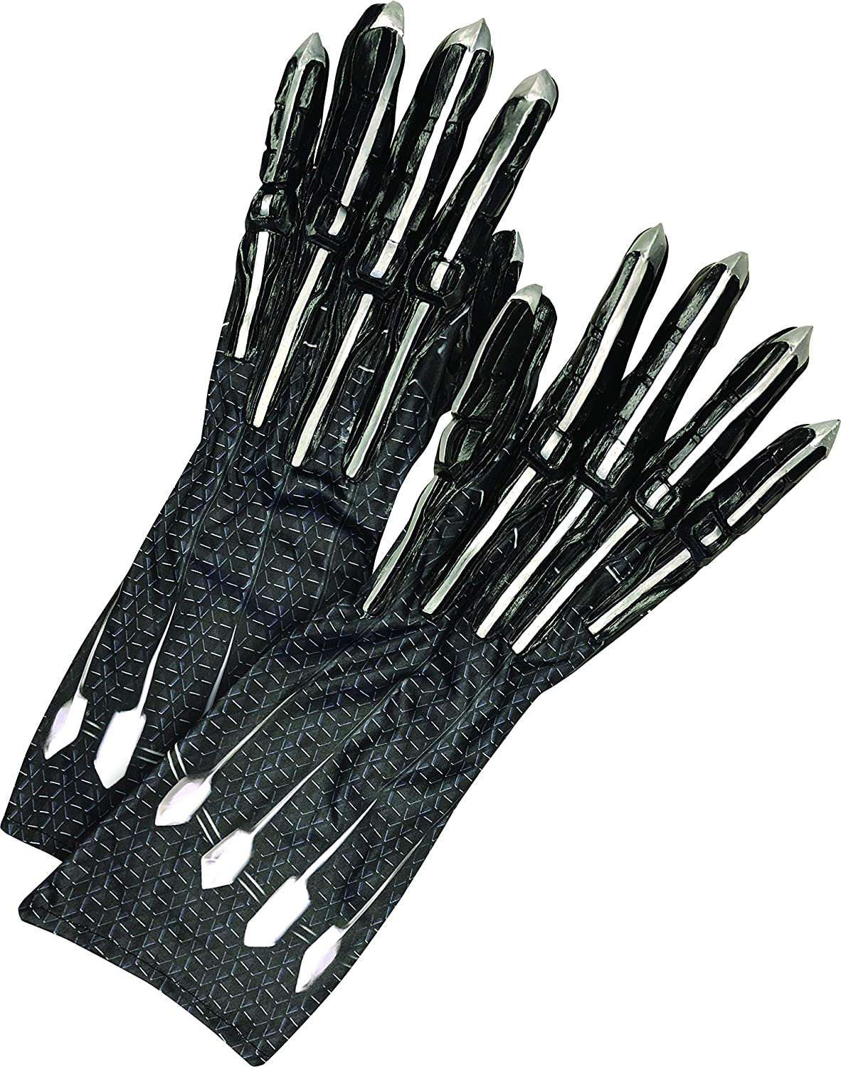 Rubie's Marvel: Avengers 4 Black OFFicial site Our shop OFFers the best service Gloves with Claw Panther Deluxe