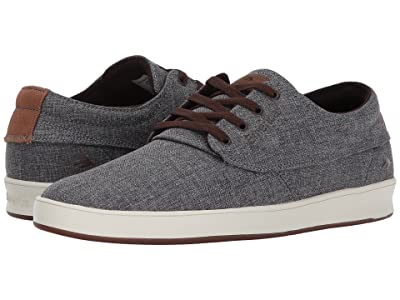 Emerica Emery (Grey/Brown) Men