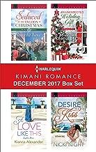 Harlequin Kimani Romance December 2017 Box Set: An Anthology