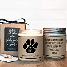 Forever In Our Hearts - Loss of Pet Candle Gift