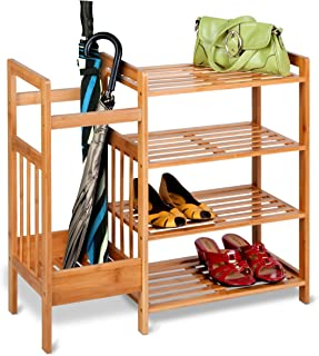 Best bamboo entryway organizer Reviews