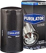 Purolator PBL46128 Black Single PurolatorBOSS Maximum Engine Protection Spin On Oil Filter
