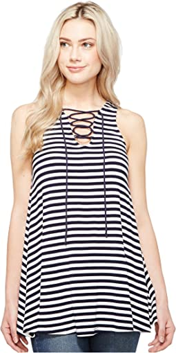Culture Phit - Elodie Sleeveless Crossed Tunic