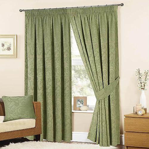 Green Curtain: Amazon.co.uk