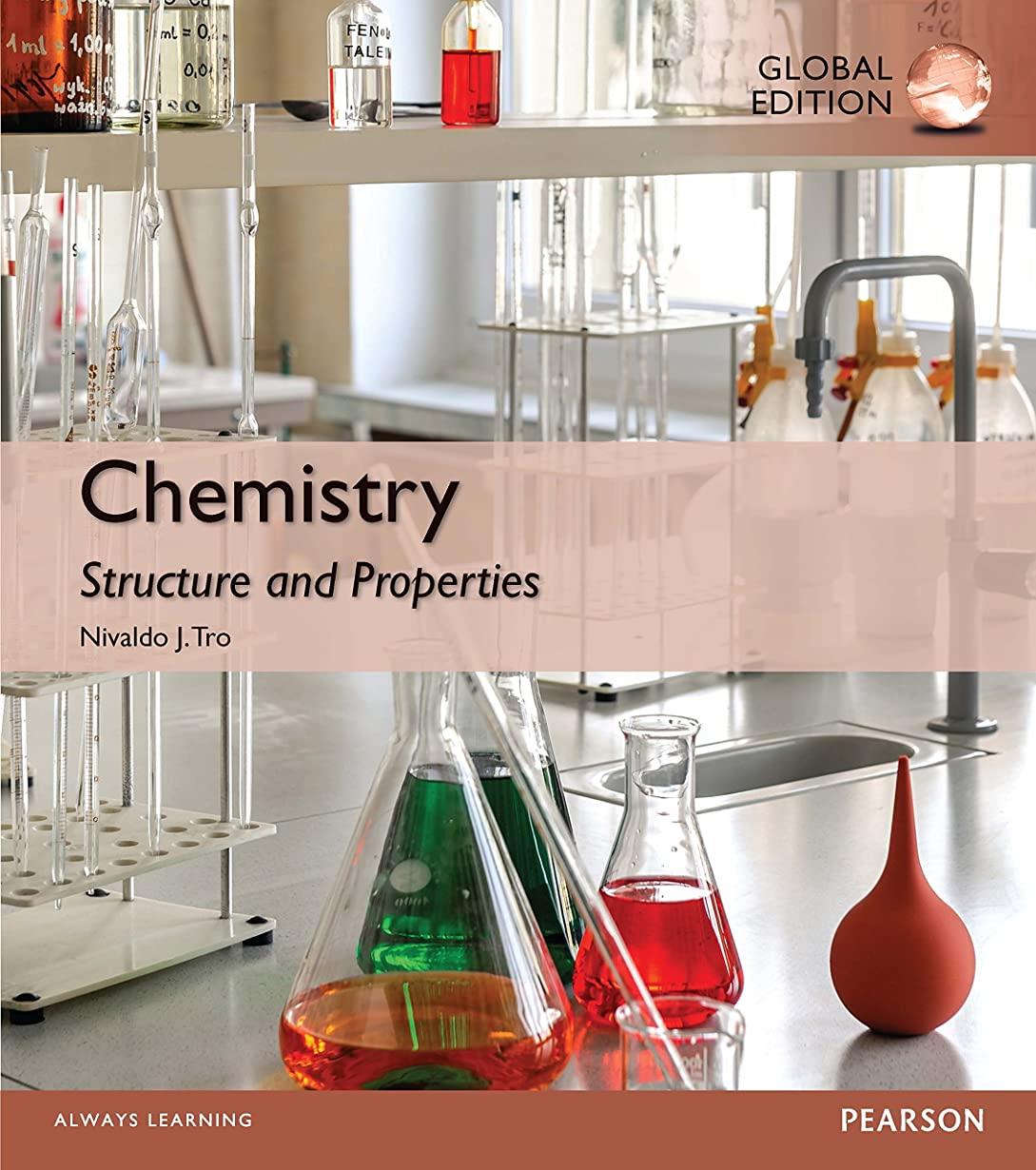 簡単にピーブ破壊的なChemistry: Structure and Properties, Global Edition (English Edition)