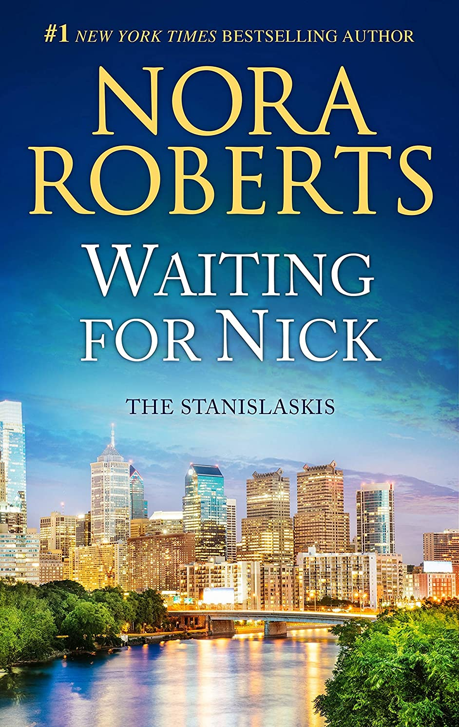 リス有効化禁じるWaiting for Nick (Stanislaskis Book 1088) (English Edition)