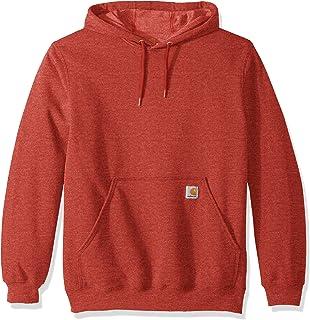 Men's Midweight Original Fit Hooded Pullover Sweatshirt K121