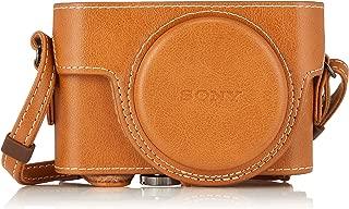 Sony LCJ-RXF/C RX100 Serisi için Kılıf (Bej)