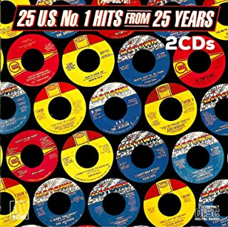 Marvelettes, Diana Ross & The Supremes, Marvin Gaye, The Jackson 5, Stevie Wonder, Eddie Kendricks, Commodores.. By Motown-25 U.S. No. 1 Hits from 25 Years (1972-81) (0001-01-01)