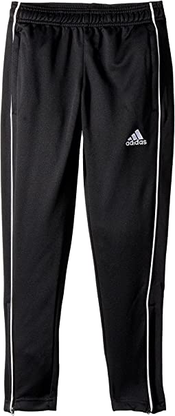 adidas Kids Core 18 Training Pants (Little Kids/Big Kids)