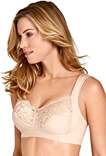 Miss Mary Of Sweden, Lovely Lace Support Non-Wired Bra
