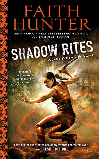 Shadow Rites (Jane Yellowrock Book 10) (English Edition)