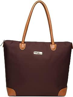 NNEE Water Resistance Nylon Tote Bag & Multiple Pocket Design