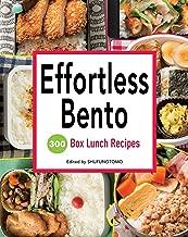 [Shufu-no-Tomo ] Effortless Bento: 300 Japanese Box Lunch Recipes - Paperback