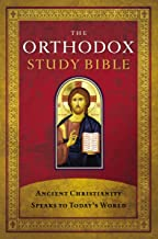 The Orthodox Study Bible, eBook: Ancient Christianity Speaks to Today's World