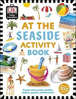 At the Seaside Activity Book: Includes more than 300 Stickers