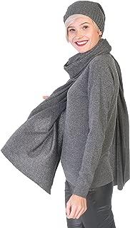 100% Cashmere Shawl Wrap Extra Large Scarf - by cashmere 4 U