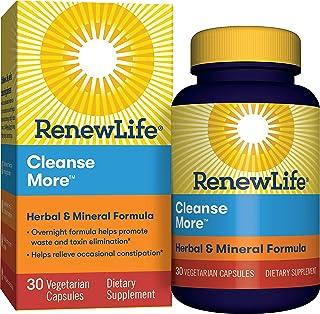 Renew Life Cleanse More, 30 Capsules